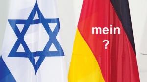 %22Mein ?%22 zur Politik Deutschlansd gegenüber Israel