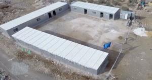 Die EU hat ohne israelische Genehmigung Bauten für Palästinenser im Westjordanland errichtet, heißt es in einem Bericht.Foto: Regavim