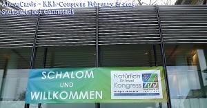 KKL-Kongress 8. Februar 2015 - Eingang zum Kurhaus