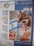 KKL-Kongress 8. Februar 2015 - ILI -I Like Israel
