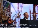 KKL-Kongress 8. Februar 2015-  Joseph Rothschild moderiert die drei Kantoren