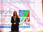 KKL-Kongress 8. Februar 2015 - Katja Tsafrir - KKL München