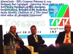KKL-Kongress 8. Februar 2015 Panel -2