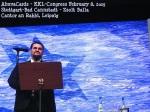 KKL-Kongress 8. Februar 2015 - Rabbiner Zsolt Balla, Leipzig