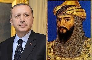 Denkt der  Präsident der Türkei, Recep Tayyip Erdogan, von sich selbst als einen moderneren Saladin, der Jerusalem erobern wird?