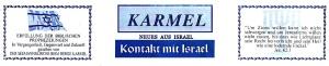 Logo Carmel Chronik