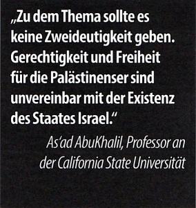 Ziel Antisemitismus -2