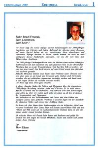 Theo Ellesat - Editorial