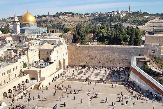 Tempelberg ohne Juden: »Drittheiligst« istTrumpf
