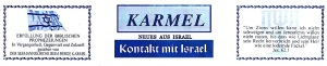 Logo Carmel Chronik